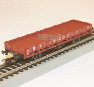 PIKO-HO-Scale-Hobby-Niederbordwagen-DR-Ep-III-57701