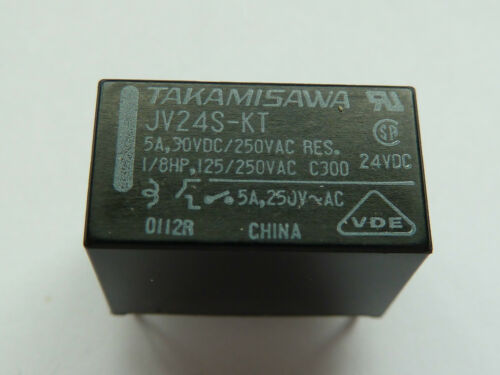 JV24S-KT relay First Class Post Today fits Baxi pcb