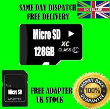 128GB Micro SD Memory Card CLASS 10 SDHC,SDXC for mobiles laps tablet camera ext