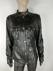 BELSTAFF-GOLD-LABEL-Jacket-Cappotto-Giubbotto-Giubbino-Coat-Giacca-Tg-46-Donna