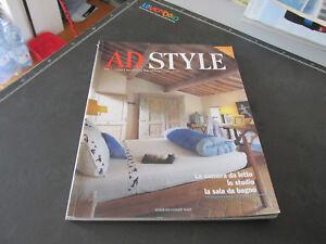 AD - N. 233 supplemento AD STYLE volume secondo - ARCHITECTURAL DIGEST - Italia - AD - N. 233 supplemento AD STYLE volume secondo - ARCHITECTURAL DIGEST - Italia