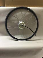 Electric Bike Motor Wheel Brushless 250 Watt 26