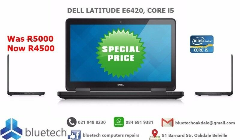 Dell Latitude E5540 Intel Core i5 Laptop | Bellville | Gumtree Classifieds  South Africa | 216842693