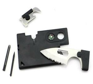 Multi-Tool-Credit-Card-Size-Kit-Functional-Knife-9-in-1-Knife-Survival-Camping