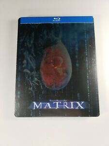 The-Matrix-Blu-ray-Disc-2013-10th-Anniversary-SteelBook-Brand-New-Sealed
