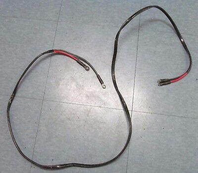 67 shelby wiring diagram 1967 68 nos shelby alternator gauge wiring harness ebay  shelby alternator gauge wiring harness