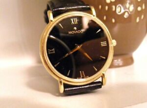 Presented-By-Trump-For-15-Years-Of-Service-Movado-Wrist-Watch