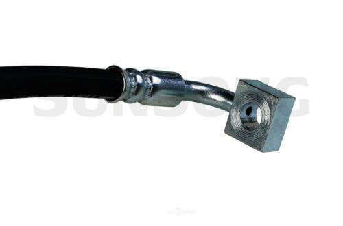 Brake Hydraulic Hose Front Right,Rear Left Sunsong North America 2204618