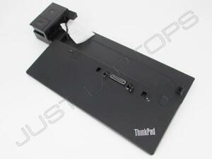 Neu Lenovo THINKPAD X240 X250 X260 X270 Ultra Docking Station W / Tasten Nein