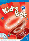 Kid's Box 1 Teacher's Resource Pack with Audio CD: Level 1 by Michael Tomlinson, Caroline Nixon (Mixed media product, 2008)