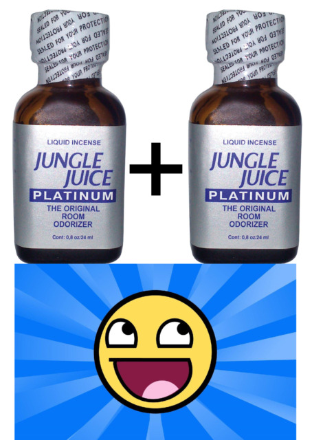 Jungle Juice Platinum 24ml TWO (2) Bottles Leather Cleaner Super Rush Delivery