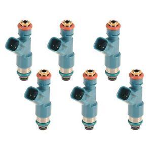 6* EV6 Fuel Injector fits Volvo 2007-2014 Volvo XC90 3.2 L6 Upgrade FJ1066 24lbs