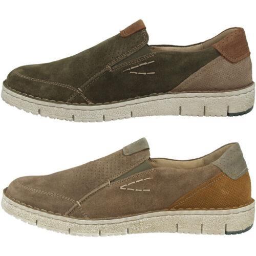 Josef Seibel Ruben 21 Schuhe Men Herren Halbschuhe Comfort Schlipper 47721-949