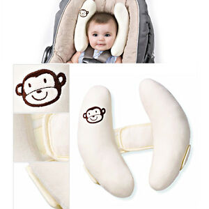 Image Is Loading Infant Baby Child Head Neck Support Headrest Travel