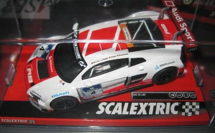 OFFER NOVELTY - A10225S300 - AUDI R8 LMS 24H. NBR OF SCALEXTRIC 1 32 new
