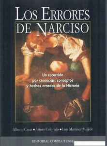 LOS-ERRORES-DE-NARCISO-ALBERTO-CASAS-ARTURO-COLORADO-LUIS-MART-NEZ-MEIJIDE