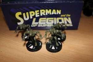 Superman and the Legion of Super-heroes #014 Daemonite x 4