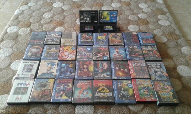 Wanted original 16bit Sega Mega drive/Sega cd/32X and Master system/Game gear/Saturn/Dreamcast games