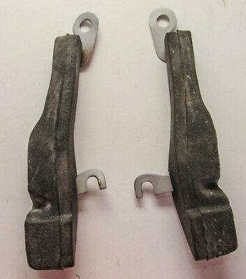 Pair 1955-57 Nomad Upper Liftgate Tabs