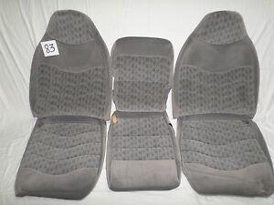 1999 F 250 Oem Seat Cover Take Off Ebay