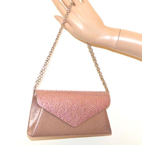 la bolso Bolso de G69 mujer de Cristales Mini Rhinestone bolso Monedero Damisela embrague dIgwUnq