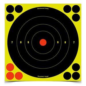 Birchwood Casey  BI660 Shoot-N-C Target 5.5-Inch Round Bullseye 34550-60