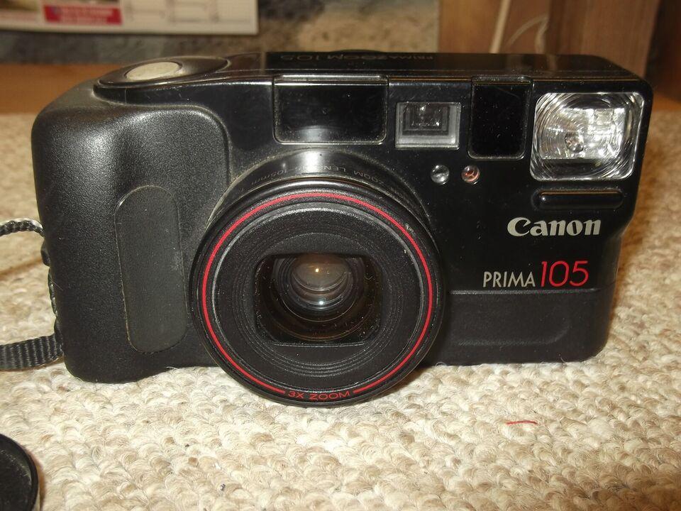 Fotoapparat, Canon, Prima 105 Zoom