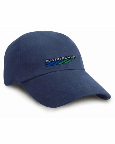 Austin Rover Embroidered Cap Various Colours Classic Car Personalised Free P/&P