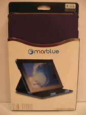 Marblue Slim Hybrid for the Kindle Fire HDX 8.9 KMSA2Y Purple NEW