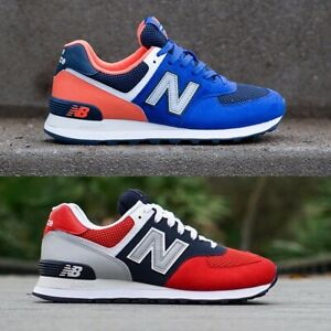 eac34be12f681 New Balance 574 Pebbled Sport Sneakers Men's Lifestyle Comfy Shoes ...