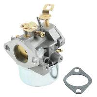Carb Carburetor Fit Tecumseh 8hp 9hp 10hp Hmsk90 Hmsk80 Snowblower Generator