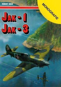 Yakovlev Yak-1, Yak-3 - Aj Press Czech Edition - Reda, Polska - Zwroty są przyjmowane - Reda, Polska