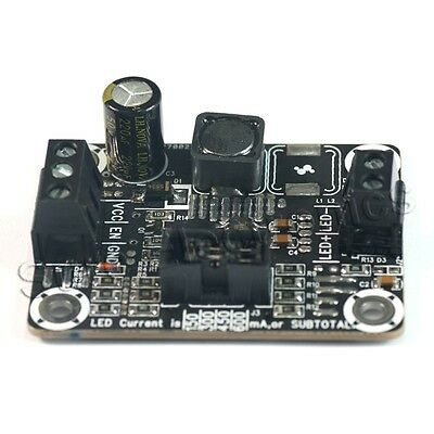 150-1500mA Adjustable Power Supply for 1-50W LED DC/DC Step Down Driver Module