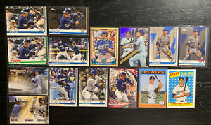 Christian-Yelich-Lot-15-2019-Topps-Milwaukee-Brewers