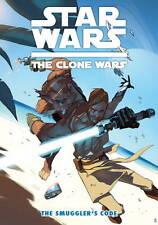 Star Wars: The Clone Wars: Smuggler's Code, Justin Aclin