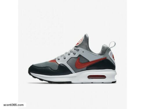 876068 Nike Art Uomo track Nike cool Grey Red Scarpe 003 wolf Air Max Prime wx0nrAw4p