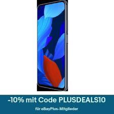 Huawei Nova 5T (black) 128GB+6GB RAM, 48 MP Quad-Kamera, Dual-SIM