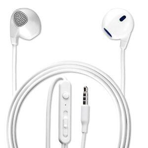 universale-in-ear-cuffie-stereo-3-5-mm-cavo-audio-1-2-m-Auricolari-Bianco