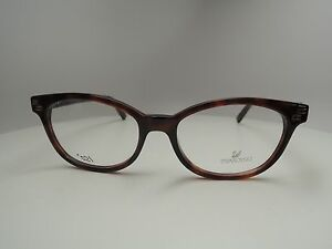 Swarovski-Active-SW-5003-052-Eyeglasses-Women-039-s-100-Authentic-Made-in-Italy