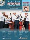 NEW ALL STAR BLUEGRASS JAM-ALONG FOR MANDOLIN BK/CD by Matt Flinner