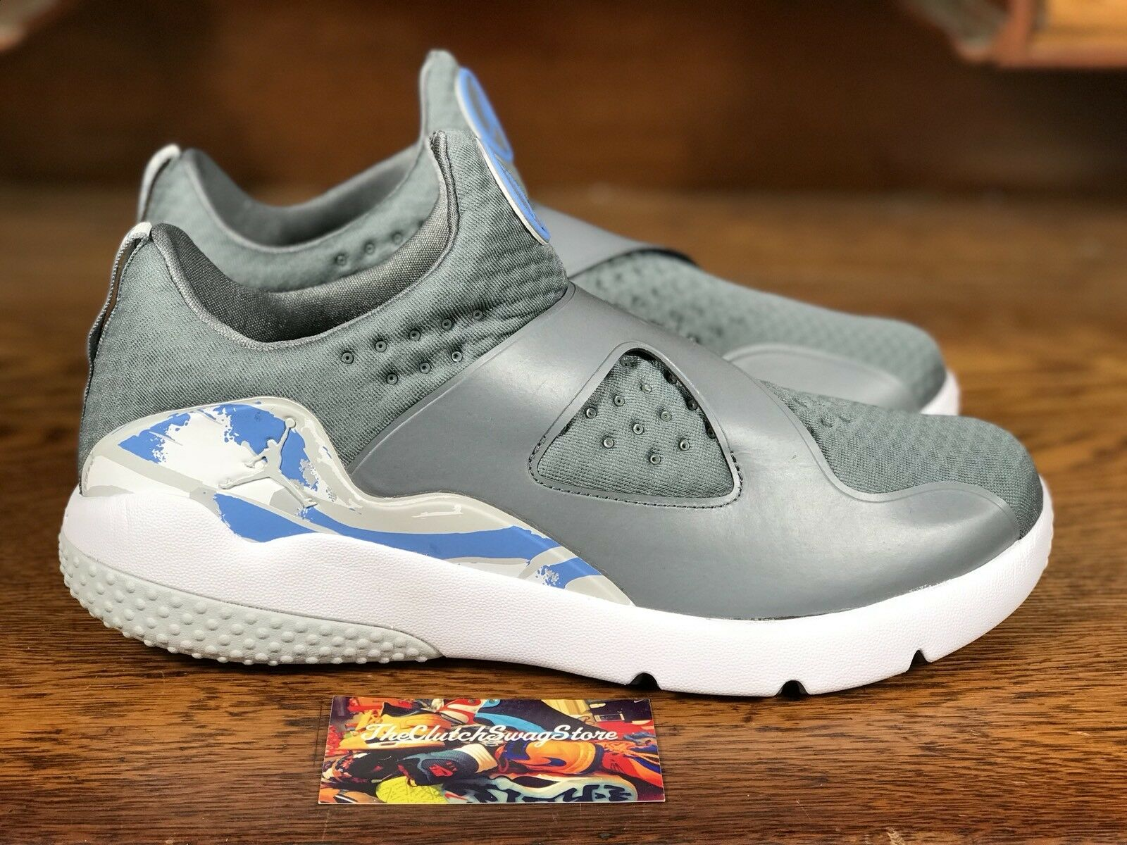 New Nike Air Jordan Trainer Essential Price reduction Mens Shoes Cool Grey Slip On The most popular shoes for men and women
