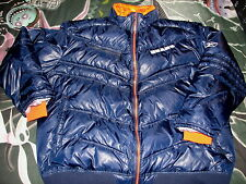 NFL Chicago Bears Onfield Sideline Reebok Jacket Winter Coat Puffy Mens 4XL NWOT
