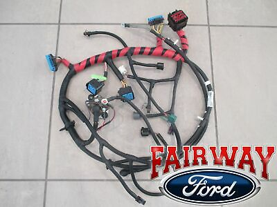 00 - 01 super duty oem ford engine wiring harness 7.3l auto cali after  10/25/99 | ebay  ebay