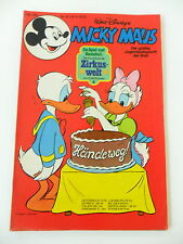 1x Comic - Micky Maus - inkl. Beilage - Jahrgang 1978 - Nr. 16)