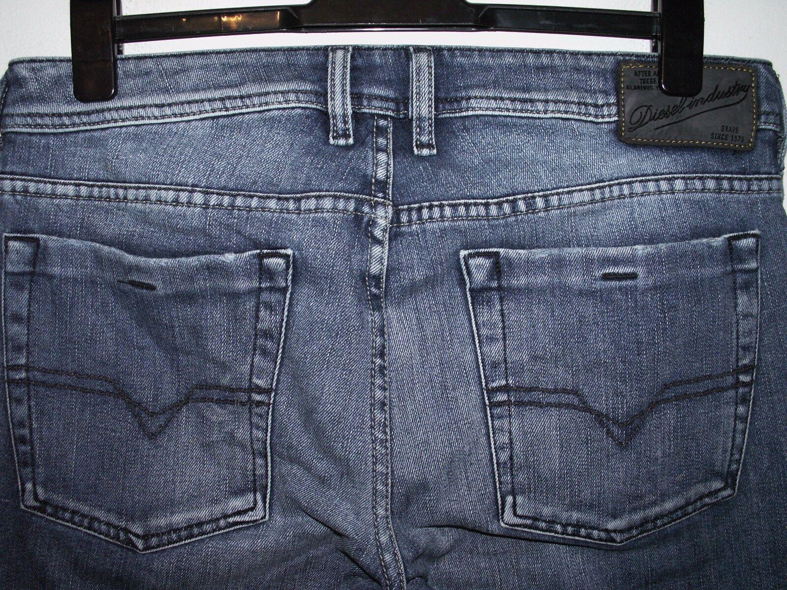 78822f4f Diesel zathan jeans wash W32 L32 (a3040) bootcut 0072J nfhxiy4275-Jeans