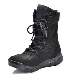 Men-039-s-army-boots-work-Shoes-Running-Sneakers-Tactical-boots-Combat-Trainning-new