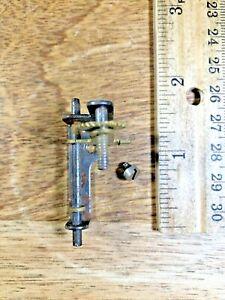 Ingraham-8-Day-Clock-Movement-Pendulum-Suspension-Bridge-Lot-K5041