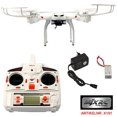 FunTomia Quadrocopter MJX X101 RC Drohne Wifi 6-Axis Gyro FPV Kamera C4010