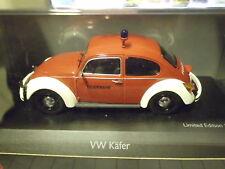 """Schuco VW Käfer 1200 /""""Feuerwehr/"""" #450387300 - 1:43 03873"""