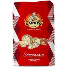 """Farina Caputo Rossa """"00"""" per pizza dolci e pane Rossa Rinforzata 5kg"""